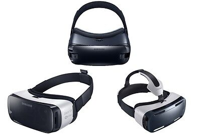 Samsung Gear VR Fan Cooling Cover (CUVR Ultimate) SM-R323, R322, R321, R320