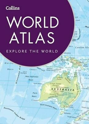 NEW Collins World Atlas :  Paperback Edition By Collins Maps Paperback