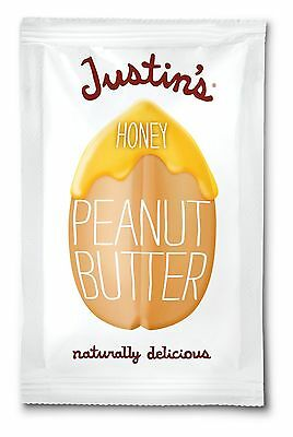 Justin's Peanut Butter Honey Squeeze Packs 1.15 Oz Pack of 10 (855188003097) AOI