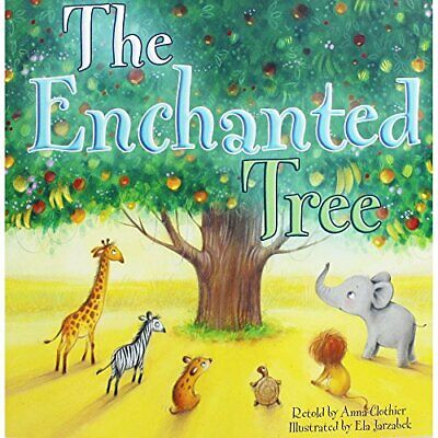 The Enchanted Tree Book The Cheap Fast Free Post