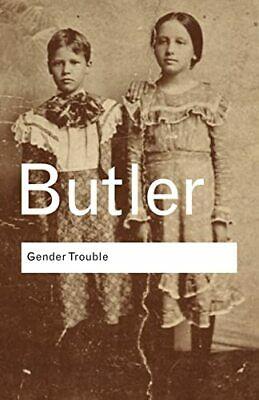 Gender Trouble (Routledge Classics) by Butler, Judith Paperback Book The Cheap