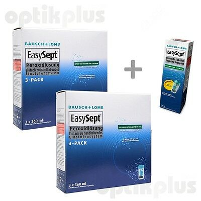 2 x EASY SEPT 3-Pack + 1x120ml Reiseset gratis [1861]