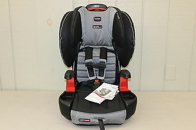 Britax Frontier ClickTight Booster Car Seat - Solstice (E9LY7Q8) SCRATCH