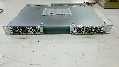 UniPower 2400W 1U Power Supply System Rack TPCMR1U3 with 2 of TPCP7000 Rectifier