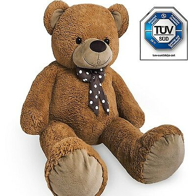 Large Teddy bear XXL kids giant teddy bears child big soft plush toys dolls t...