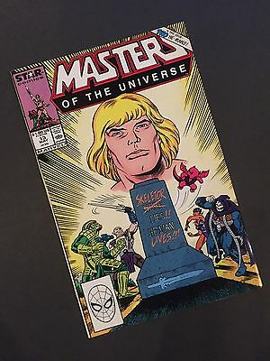 Masters Of The Universe 13 - Final Issue