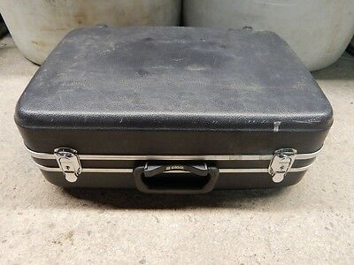 "Cool Vintage PLATT Hard Case - Approx 19"" x 13"" x 7"""