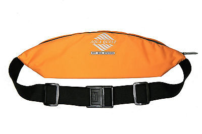 Aqua Quest Kona Pouch - Water Resistant, Fanny Pack Sport Running Belt - Orange