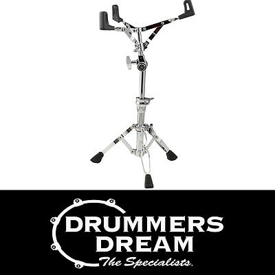 """Brand New Pearl S930 Snare Drum Stand Double braced, fits 10""""-14"""" Tom / Snare"""