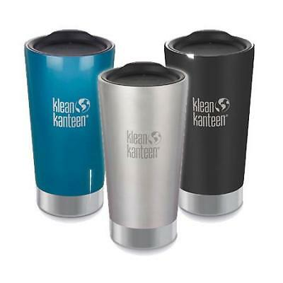 Klean Kanteen Vacuum Insulated Tumbler (16oz) w/ Press Lid
