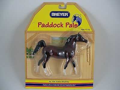 Breyer Horse Paddock Pals 1634 Arabian Blood Bay Horse NEW