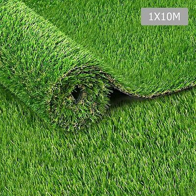 NEW 10 SQM Synthetic Artificial Grass Garden Balcony Lawn Flooring 20mm - Olive