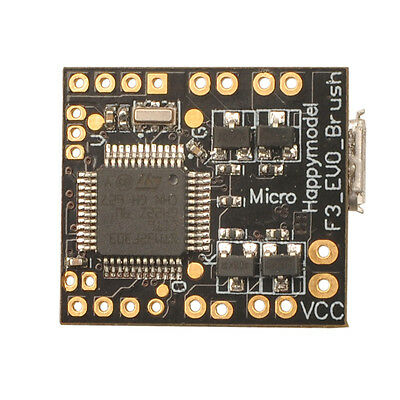 Tiny SP Racing F3 EVO Brushed Flight Controller Control Board for 90 120 125 FPV