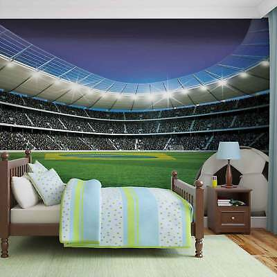 WALL MURAL PHOTO WALLPAPER XXL Football Stadium (1915WS)