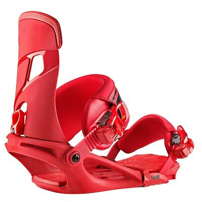 Attacchi snowboard bindings HEAD NX ONE Red 2017