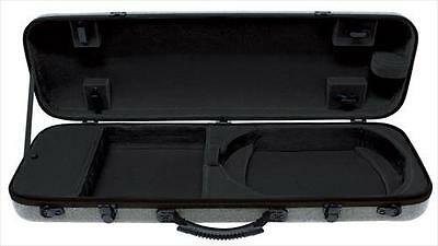 Gewa Oblong Violin Case BIO I S Grey/Black, 4/4 Full Size **NEW**