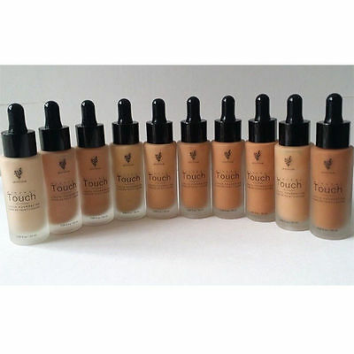 Younique Touch Mineral Liquid Foundation-20 ML-10 Colors All Shades