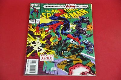 The Amazing Spider-Man; Trial by Jury part 1 383 Nov   Marvel Comics