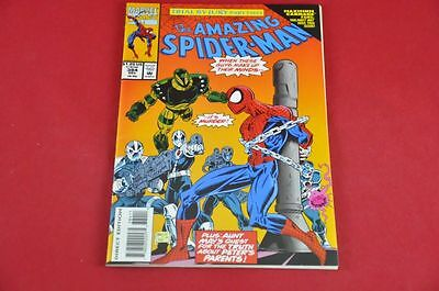 The Amazing Spider-Man Trial by Jury part 2 384 Dec   Marvel Comics