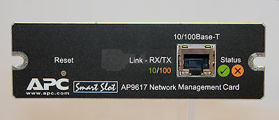 APC AP9617 UPS Network Management Card
