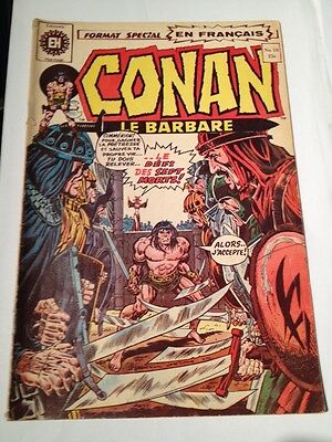 French Conan # 18 Edition Heritage