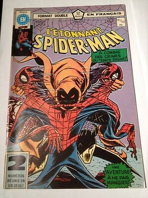 L'étonnant Spiderman # 141/142 Edition Heritage , First App. Of Hobgoblin