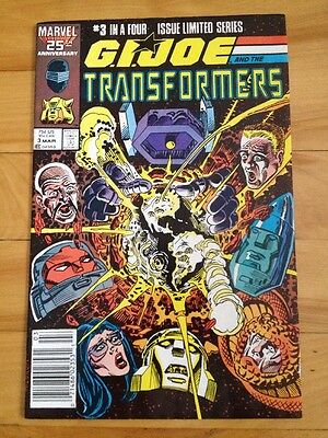 g.i. joe and the transformers # 3,1987 ( newsstand edition )
