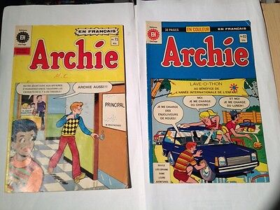 Archie # 73,92 edition heritage