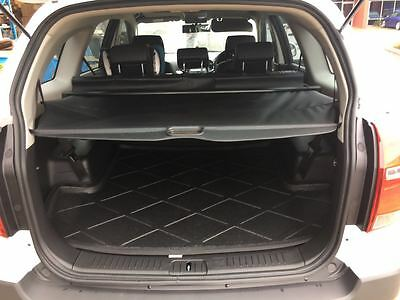 Cargo Trunk Retractable Luggage Blinder Parcel Shelf Cover for Holden Captiva 7