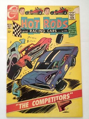 Hot Rods And Racing Cars  # 98