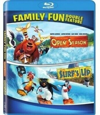 Surf's Up/Open Season [New Blu-ray] 2 Pack, Ac-3/Dolby Digital, Dolby, Dubbed,