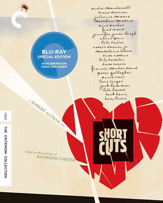 Short Cuts (Criterion Collection) [New Blu-ray] 4K Mastering, Restored, Specia