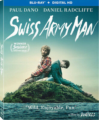 Swiss Army Man [New Blu-ray]