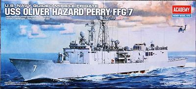 Perry Class Academy 1:350 Kit ACD14102 Model