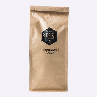 New Rebel Coffee Co. Performance Blend - 1kg from The WOD Life