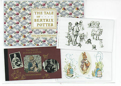 2016  Beatrix Potter Booklet  Numbered Limited Edition Only 1866 Issued
