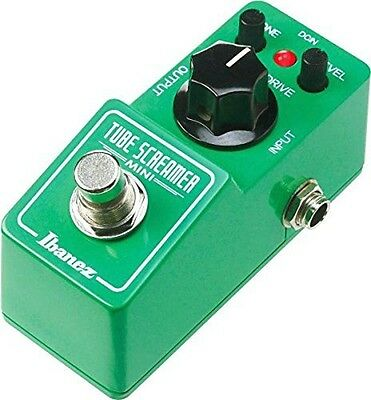 F/S Ibanez TS MINI Tube Screamer Mini Guitar Effect Pedal With Tracking from JP