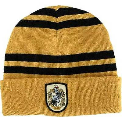 Harry Potter - Hufflepuff House Beanie NEW Elope