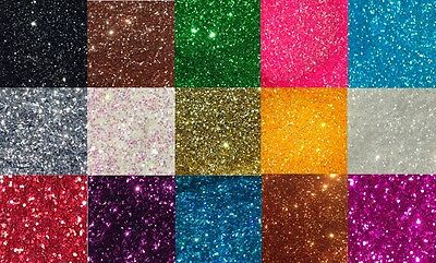 100g Glitter Dust Powder Sparkle Holographic Iridescent Wine Nail Art Decoration