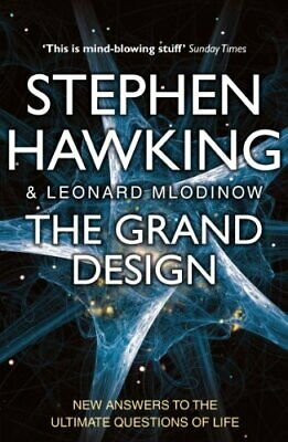 The Grand Design by Hawking, Stephen Book The Cheap Fast Free Post