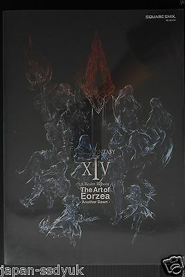 JAPAN Final Fantasy XIV A Realm Reborn The Art of Eorzea - Another Dawn -