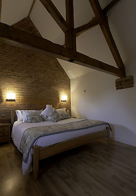 2 Nts Romantic B&B In Barn 7 Ft Bed, Under Floor Heating Room Only Rate
