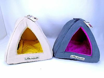 Pet House Igloo Very Warm Insulated Padded Cosy Cave Bed house Cat Kitten Dog
