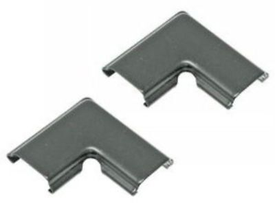 !NEW 2 GENUINE 51311835724 BMW E21 windshield moulding joints