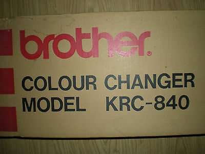 Automatic Double Bed Colour Changer for Brother Knitting Machines