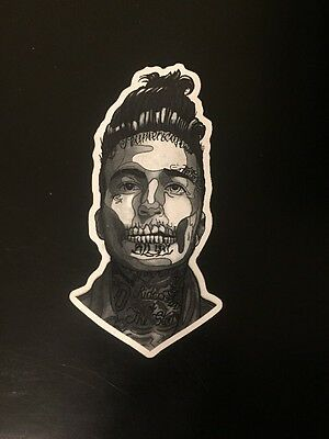 Yelawolf Sticker Decal Slumerica