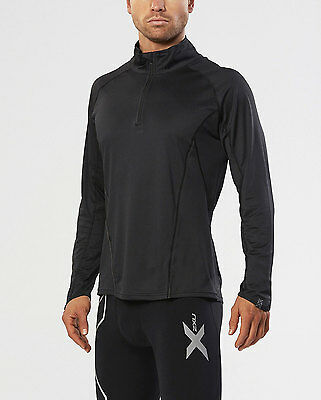 NEW 2XU THERMAL ACTIVE 1/4 ZIP Mens Shirts