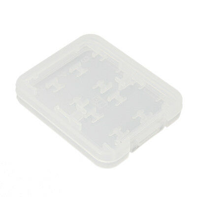 8 in 1 Micro SD SDHC TF MS Memory Card Storage Case Box Protector Holder CT