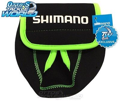Shimano Black Spin Reel Covers ALL SIZES (Exclusive) BRAND NEW at Otto's