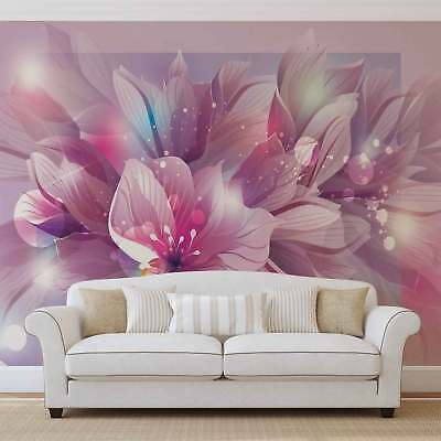 WALL MURAL PHOTO WALLPAPER XXL Flowers Forest Nature (762WS)